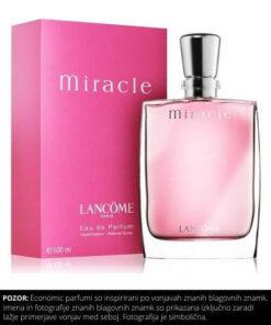 Parfumika Miracle Economic parfumi - parfum 217 | popusti do 33%