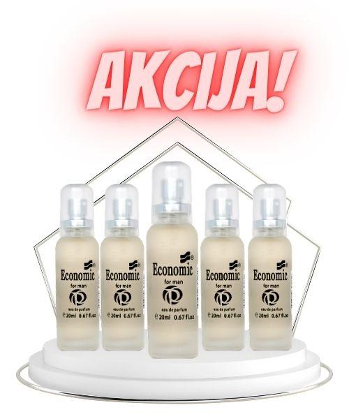 Akcija moski parfumi Economic parfumi - parfum 541 | popusti do 33%